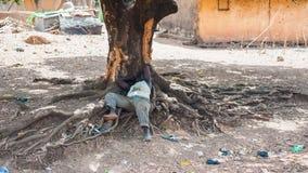 People in KARA, TOGO Royalty Free Stock Photos