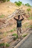 People in KARA, TOGO Royalty Free Stock Image