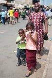 People in KARA, TOGO Stock Photo