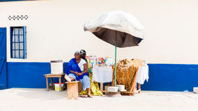 People in KARA, TOGO Stock Image
