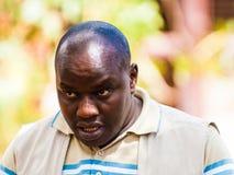 People in Kenya Royalty Free Stock Photo