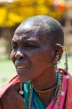 People in Kenya Royalty Free Stock Image