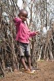 People in Kenya Stock Photo