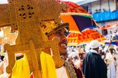 People in LALIBELA, ETHIOPIA Stock Images