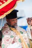 People in LALIBELA, ETHIOPIA Stock Photography
