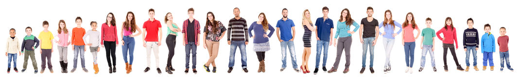 People Royalty Free Stock Photography
