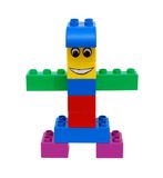 People lego Block Stock Photo