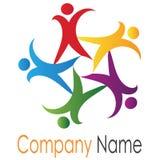 People logo Stock Image