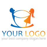 People Logo Royalty Free Stock Images