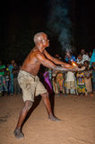 People in LOME, TOGO Royalty Free Stock Photography