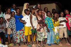 People in LOME, TOGO Royalty Free Stock Image