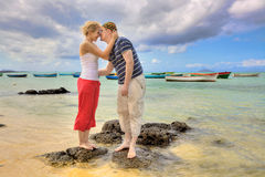 People in love Royalty Free Stock Images