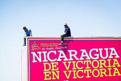 People in MANAGUA, NICARAGUA Stock Photo