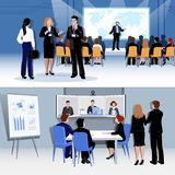 People Meeting Concept vector illustration