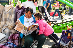 People in MEXICO CITY Royalty Free Stock Images