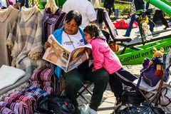 People in MEXICO CITY Stock Image