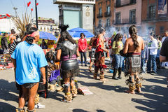 People in MEXICO CITY Stock Images