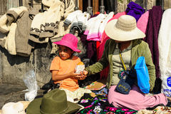 People in MEXICO CITY Royalty Free Stock Photography
