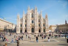 People in Milan Stock Photos