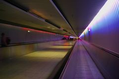 People Mover Royalty Free Stock Photo