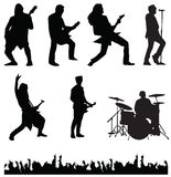 People musician Royalty Free Stock Image