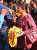 People of Nepal royalty free stock photos