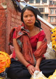 People of Nepal Stock Photos