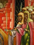 People of the new testament. Royalty Free Stock Images
