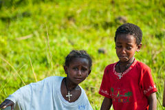 People in OMO, ETHIOPIA Stock Photos