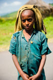 People in OMO, ETHIOPIA Stock Image