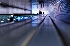 Free People On Escalator Stock Photography - 3067892