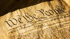 We The People Stock Photography