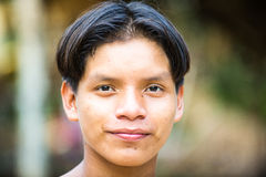People in Peru Royalty Free Stock Photo