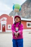 People in Peru Royalty Free Stock Photos