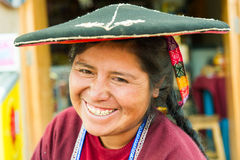People in Peru Stock Photo