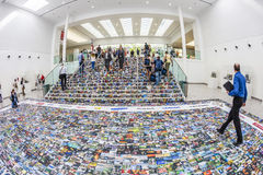 People at the Photokina 2014 Royalty Free Stock Image
