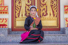 People Phu Thai ethnic women Royalty Free Stock Image