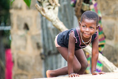 People in PORTO-NOVO, BENIN Royalty Free Stock Photography