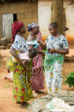 People in PORTO-NOVO, BENIN Stock Photo