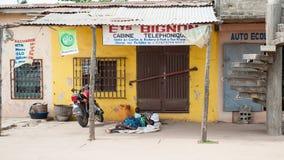 People in PORTO-NOVO, BENIN Stock Image