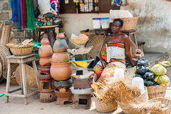 People in PORTO-NOVO, BENIN Stock Photos
