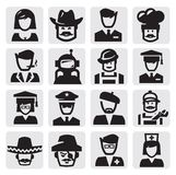 People professions Stock Images