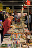 People reading at 8th KIBF Stock Photography