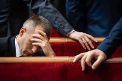 People's Deputies of Ukrain Royalty Free Stock Photos