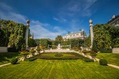 Volksgarten, Vienna, Austria Royalty Free Stock Photos