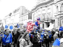 People`s Vote March 23rd March 2019 stock image