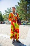 People in SAMARKAND, UZBEKISTAN Royalty Free Stock Photos
