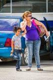 People in SAN JOSE, COSTA RICA Stock Photo