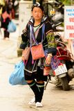 People of Sapa, Vietnam Stock Photos
