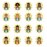 People school children students Royalty Free Stock Photo